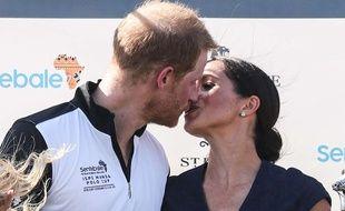 Grosse boulette protocolaire pour Meghan Markle et le prince Harry.