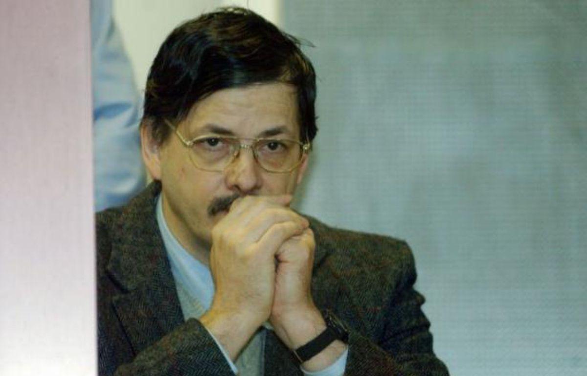 Le pédophile belge Marc Dutroux. –  afp.com