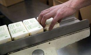 Le cours du beurre a subi une augmentation de 103% en treize mois.