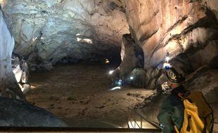 Les aventuriers de « Deep Time » commencent l'aventure ce dimanche dans la grotte de Lombrives, en Ariège.