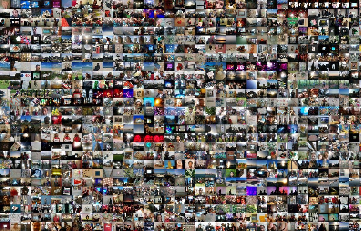 Un an de photos prises par un smartphone. Trop fouillis? L'iPhone veut désormais nous aider à choisir des souvenirs.  – flickr/hellocatfood