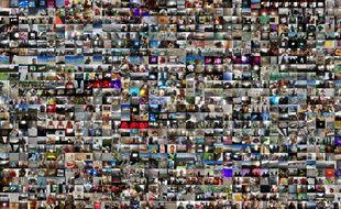 Un an de photos prises par un smartphone. Trop fouillis? L'iPhone veut désormais nous aider à choisir des souvenirs.