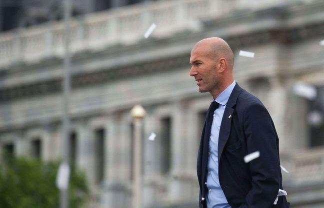 Zinédine Zidane quitte le Real Madrid, que va-t-il faire ensuite ?