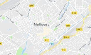 Les faits se sont produits dimanche à Mulhouse
