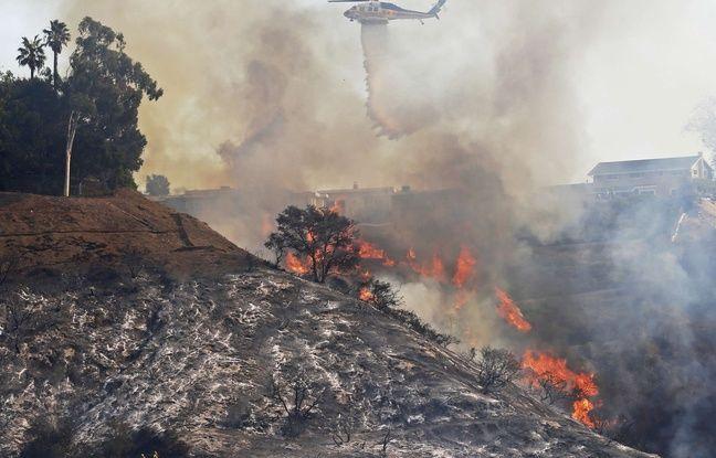 nouvel ordre mondial | VIDEO. Etats-Unis: Les incendies atteignent Los Angeles, plus de 200.000 personnes évacuées