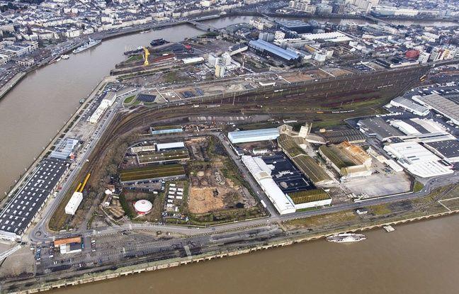 Nantes: Le transfert des voies ferrées de l'île de Nantes vers le Grand-Blottereau va débuter