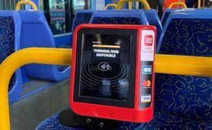 Un nouveau système de billétique sera développé dans les bus de Lyon à l'automne prochain.