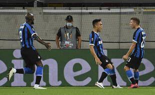 Ligue Europa: l'Inter en finale contre Séville après une démonstration face au Shakhtar (5-0) (17 août 2020 - 22:53)