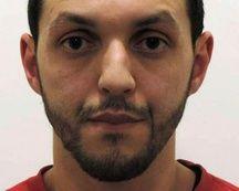 Mohamed Abrini sur une photo diffusée par la police belge le 24 novembre 2015