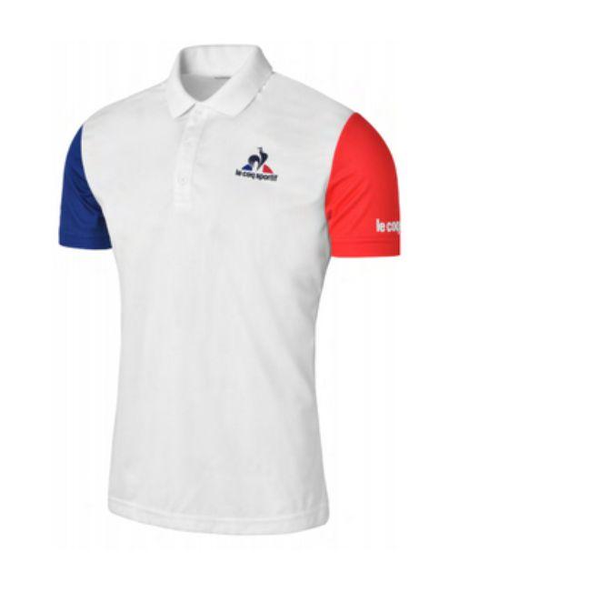 Le polo de Richard Gasquet pour Roland-Garros 2016