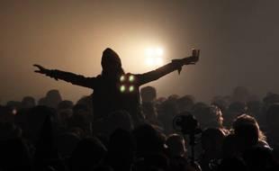 Le public lors de l'édition 2014 des Trans Musicales de Rennes.