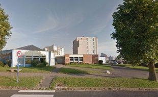 Le centre social Jacques Brel à Outreau (62).