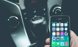 En Corée du Sud, le permis de conduire à une version sur smartphone (illustration).