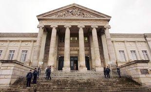 La cour d'assises du Maine-et-Loire, à Angers.