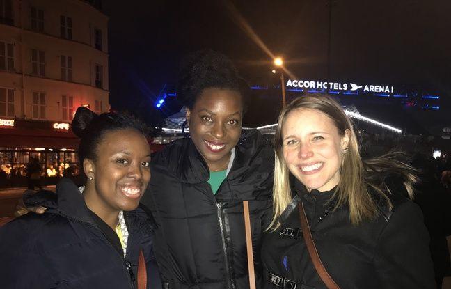 Pour Jessi, Maya et Devon, trois Américaines installées à Paris, il était