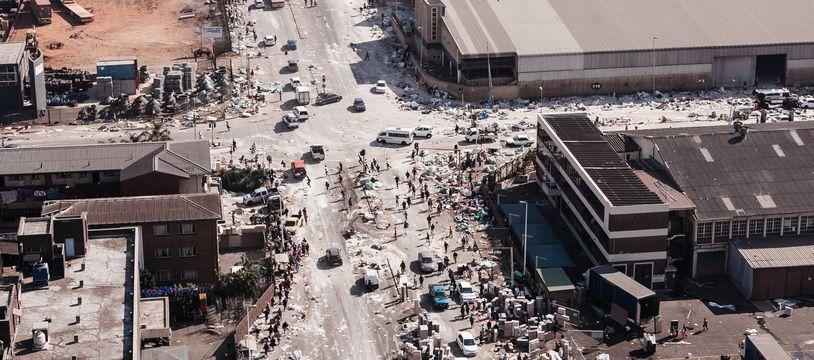 Les violences continuent en Afrique du Sud, faisant craindre des pénuries.