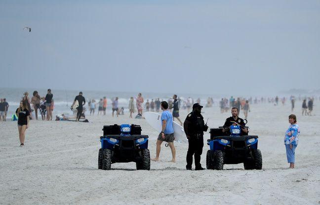 Coronavirus: Non, BFMTV n'a pas diffusé des images de plages bondées en Floride alors qu'elles étaient désertes
