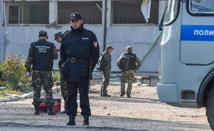 Les enquêteurs cherchent à déterminer les motivations du tueur de Crimée.