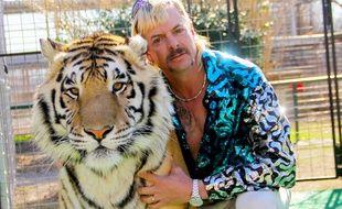 L'ancien propriétaire de Tiger King Park, Joe Exotic, actuellement en prison pour tentative de meurtre