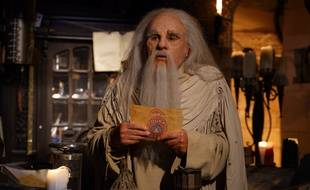 Le Père Fouras, plus en forme que jamais, entrera prochainement au Musée Grévin