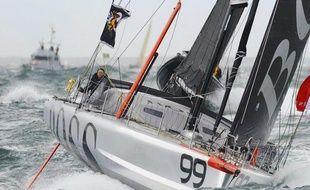 Le Français Armel Le Cléac'h occupait toujours la première place du Vendée Globe mardi matin dans l'Atlantique sud, devant son compatriote François Gabart et le Britannique Alex Thomson, dans le trio de tête pour la première fois depuis le départ.