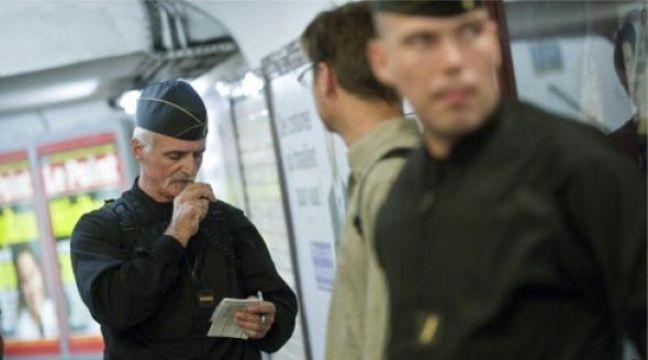 Sur les pas de la patrouille antiterroriste - Pas de patrouille ...