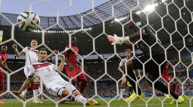 Allemagne le meilleur buteur de l 39 histoire de la coupe du - Le meilleur buteur de la coupe du monde ...