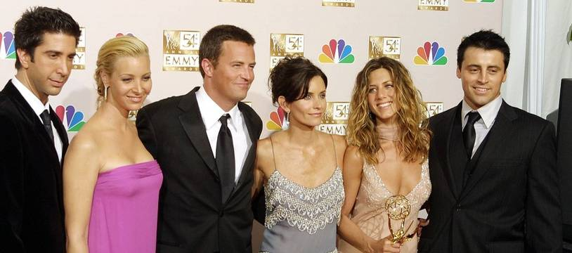 Ils ont l'air jeunes et fringants, c'est normal c'est une photo de 2002. (archives)