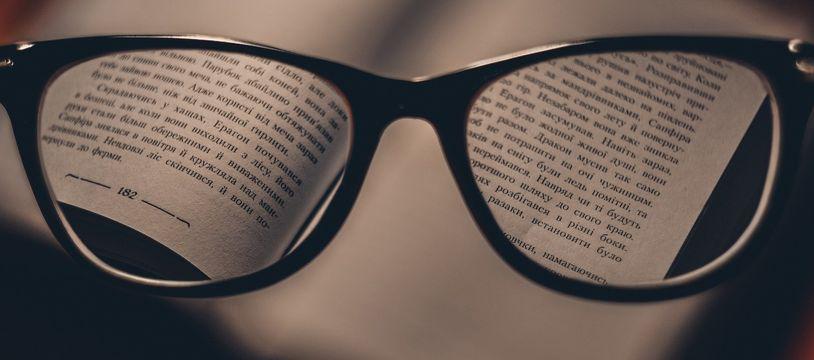 Illustration de lunettes.