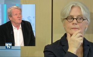 Louis-Marie Horeau sur BFMTV, le 31 janvier 2017.