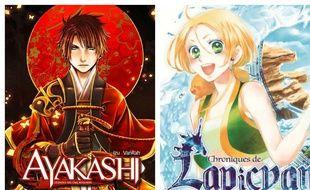 «Ayakashi» et «Chroniques de Lapicyan», deux exemples de la French Touch dans le manga