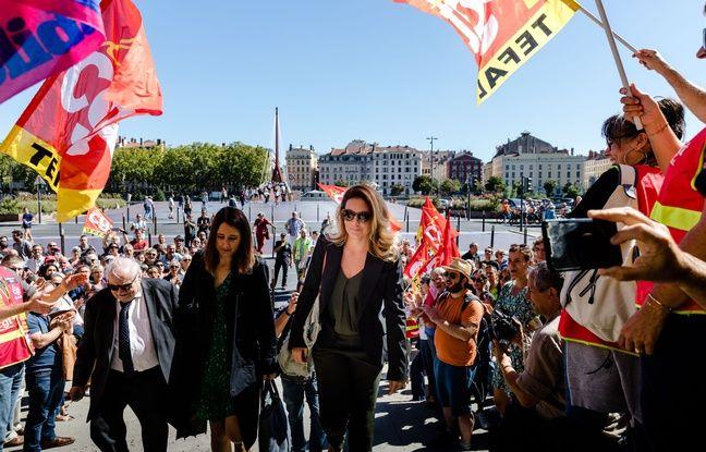 Lyon: Procès d'une «lanceuse d'alerte» poursuivie par Tefal