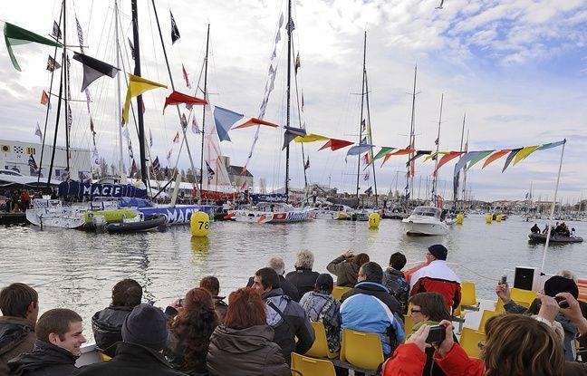 Grosse ambi au départ du Vendée Globe 2012-2013