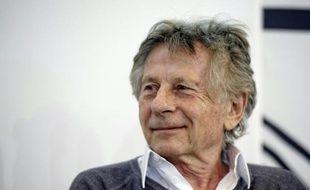 Roman Polanski à Paris le 20 mars 2015