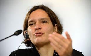 L'économiste Esther Duflo à Oviedo.