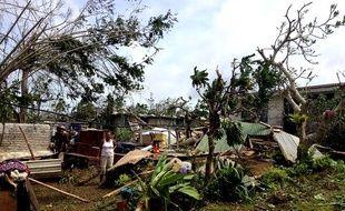 La Vanuatu dévasté par le cyclone Pam