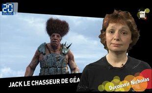 Caroline Vié, critique ciné de 20 Minutes, décrypte «Jack le chasseur de géants»