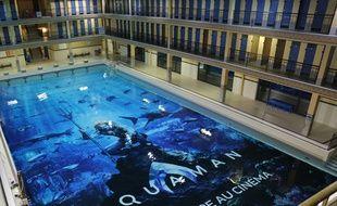 Paris comment aquaman a fait de la piscine pailleron - Piscine pailleron paris horaires ...