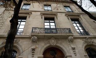 L'ex-résidence de Jeffrey Epstein à Manhattan a été vendue le 11 mars 2021.
