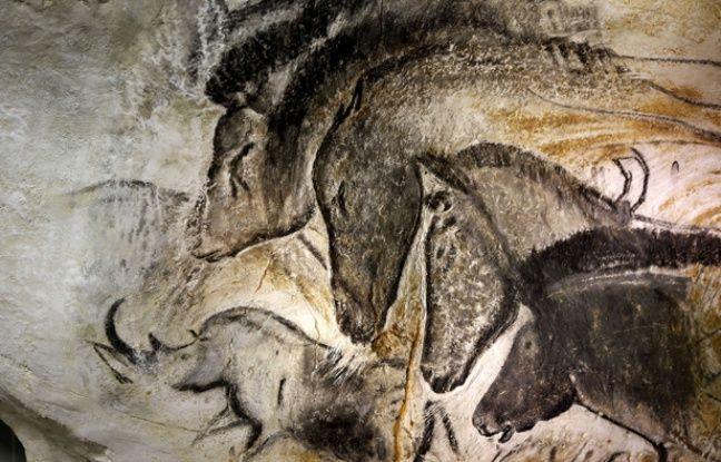 La grotte Chauvet inscrite au patrimoine mondial de l'Unesco