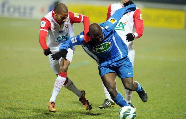 En février 2013, on retrouve Sylvain Idangar sous le maillot de Vénissieux, pour un 8e de finale de Coupe de France perdu après prolongation contre Nancy (0-2).
