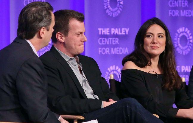 Les créateurs de la série «Westworld», Jonathan Nolan et Lisa Joy.