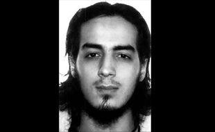Najim Laachraoui, l'un des terroristes des attentats de Bruxelles (photo fournie par Interpol).