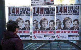 L'Europe se mobilise mercredi contre l'austérité, lors d'une journée marquée par une grève générale en Espagne et au Portugal, deux des pays les plus fragiles de la région où la colère populaire grandit face au chômage et à la précarité.