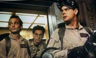 Image du film S.O.S. Fantômes (1984) réalisé par Ivan Reitman avec Bill Murray, Dan Aykroyd et Harold Ramis.