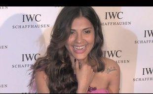 Gisele Suarez, le 21 mai 2012 à Cannes.