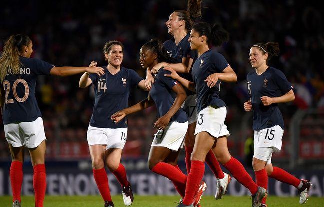 France-Chine: Les Bleues tapent la Chine et engrangent un max' de confiance... Maintenant, place à la Coupe du monde