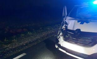 La mairie de Colombier Saignieu (Rhône) a saisi la justice après qu'une ambulance a mortellement percuté un cheval.