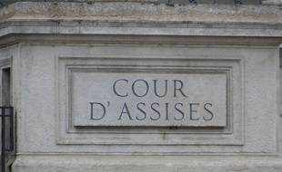 Cour d'Assises. (Illustration)