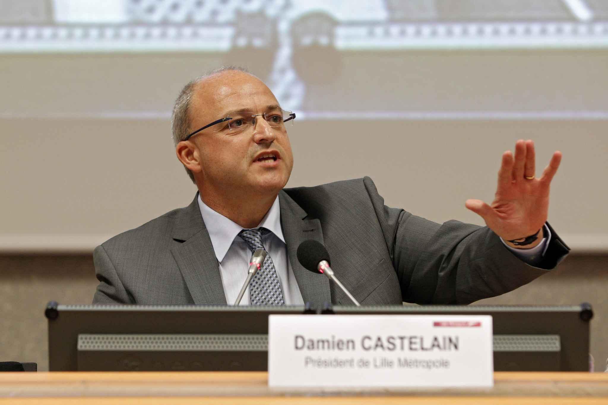 Le président de la métropole européenne de Lille mis en examen